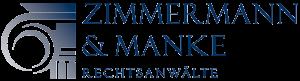 [Logo der Kanzlei Zimmermann & Manke]